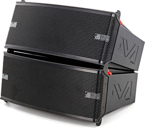 Cabinet Design Software db technologies dva mini set m2m m2s musikhaus thomann