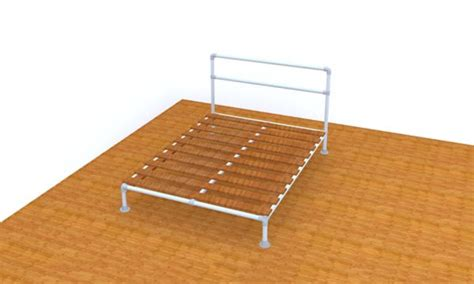 Buy Pipe Bed Frame Kits Twin Full Queen King Sizes Bed Frame Kits
