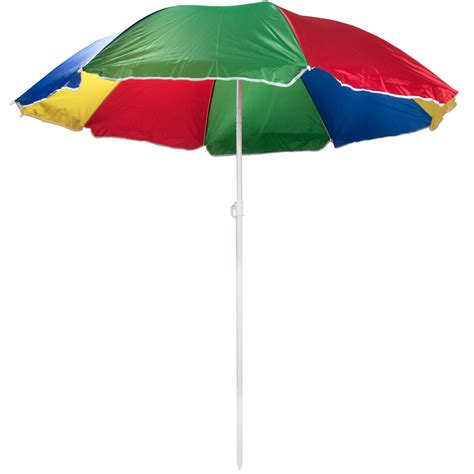 Sun Umbrella Patio Tilting Garden Patio Umbrella Tilt Parasol Sun Shade Outdoor Protection Ebay