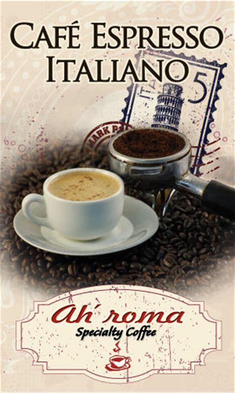cafe ita ah roma coffee premium arabica coffee 5lb non flavored