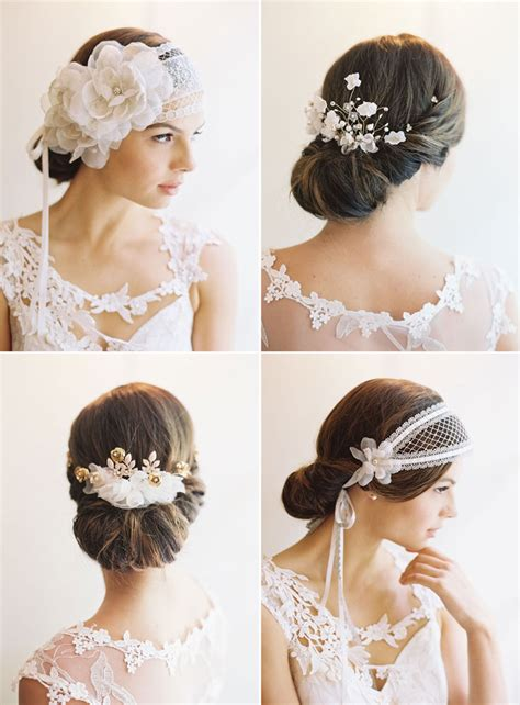 Wedding Hair Accessories Los Angeles by Wedding Hair Accessories By Erica Elizabeth Caroline