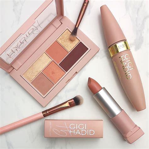 Maybelline X Gigi Hadid maybelline makeup reviews saubhaya makeup
