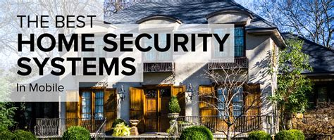 home security in mobile freshome
