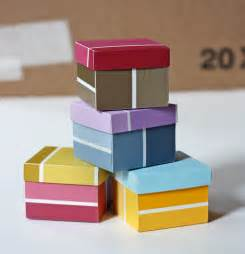 Paint Chips How To Make Boxes From Paint Swatches How About Orange