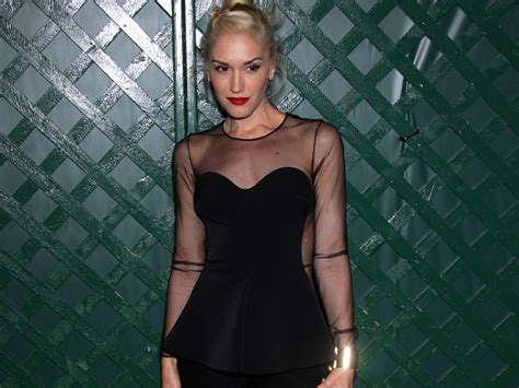 Gwen Stefanis Clothing Line Loses Designer by Gwen Stefani Launches Eco Friendly Quot Design With Purpose