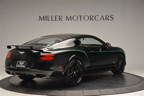 black bentley continental gt3 r for sale in the u s