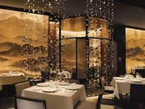 dining restaurant interior design of fin las vegas nevada by design
