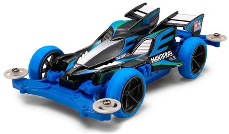 Blue Mini4wd 1 32 manta mk ii black special
