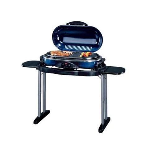 home depot grills coleman roadtrip portable propane gas grill 9941 768 the