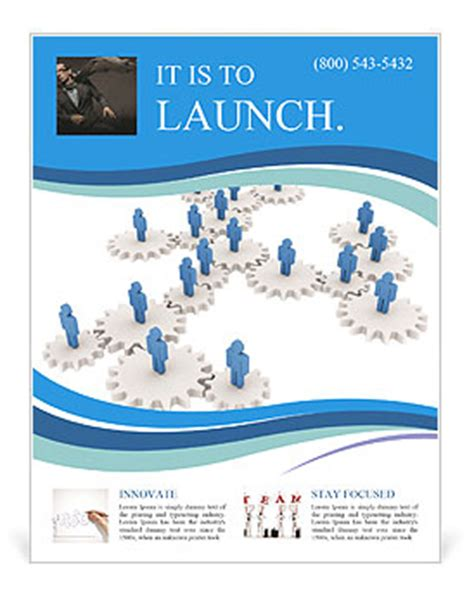 image gallery networking flyers sles