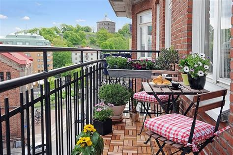 Balcony Patio by Balcony Gardens Prove No Space Is Small For Plants