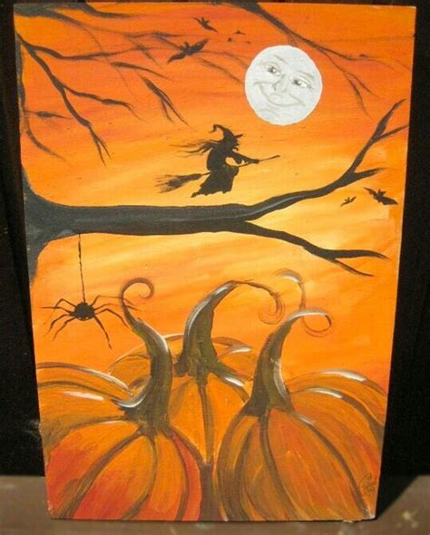 acrylic painting ideas fall best 25 fall paintings ideas on
