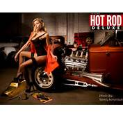 Hot Rod Deluxe  Rockabilly Greaser Pin Up Posters