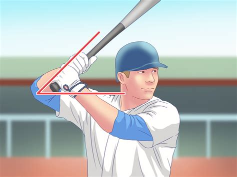 baseball grip golf swing how to grip a baseball bat 15 steps with pictures wikihow