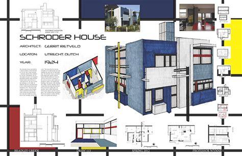 Site Plan Of Schroder House House Plans Schroder House Plan