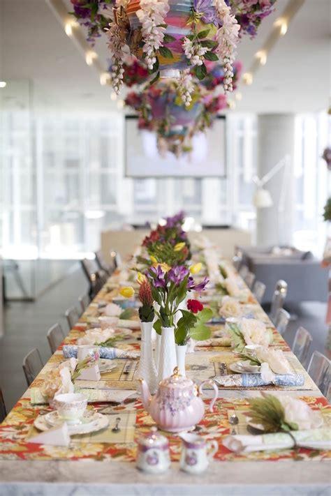 karas party ideas garden tea party bridal shower karas