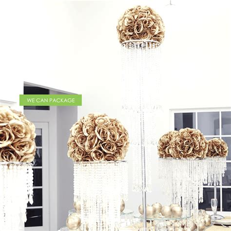 Wedding Gold by Diy Wedding Centerpieces Do It Yourself Ideas