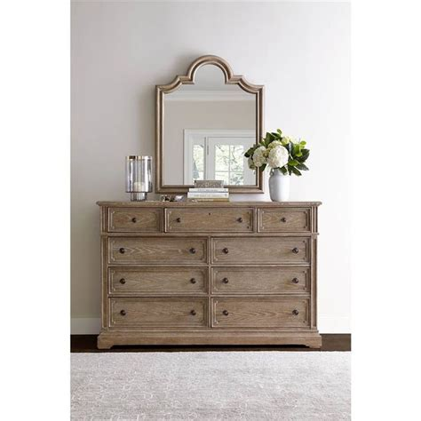 Bedroom Dressers With Mirror wethersfield estate dresser in brimfield oak bedroom