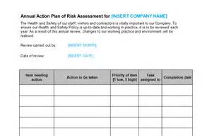 Emergency Risk Assessment Template by Health Safety Bizorb