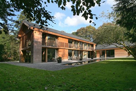 building houses knutsford house cheshire nicolas tye architects
