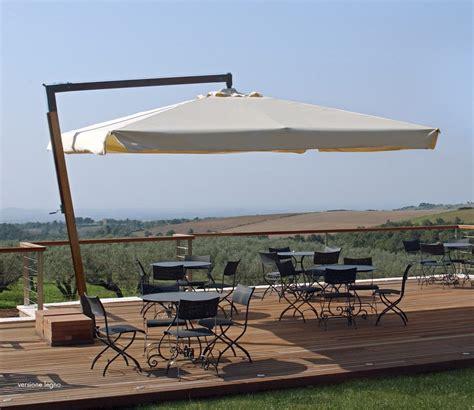 ombrelloni da terrazzo rettangolari ombrelloni fregnani
