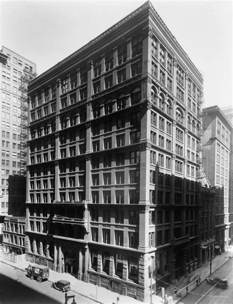 Home Insurance Building : chicagology