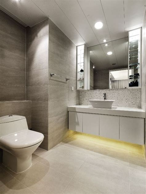 light in bathroom different ways in which you can use led lights in your home
