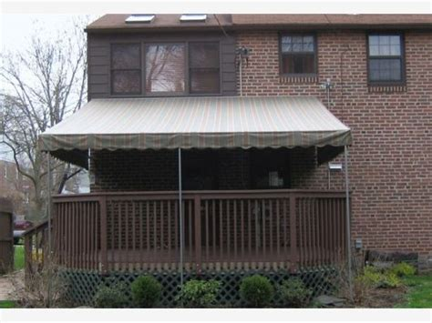 Permanent Awning For House 12 Best Images About Back Deck Roof Ideas On