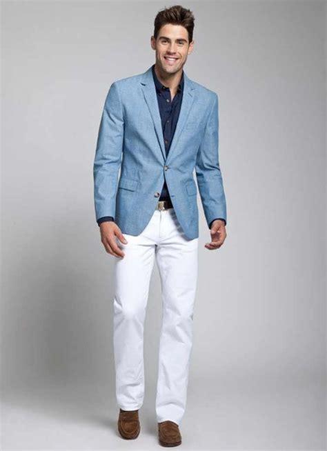 combinaciones con saco blanco de hombre como combinar un pantalon blanco hombre colores y