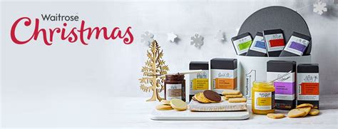 christmas waitrose gifts