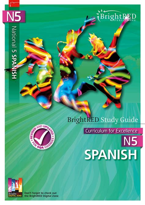 national 5 french 1906736820 brightred publishing bright red study guide national 5 french