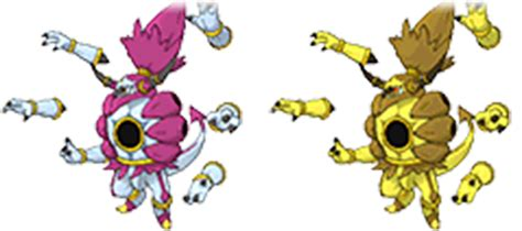 ?Mega? Hoopa Uncovered in OR/AS Demo, Stats for Mega Evolutions   PokéBeach