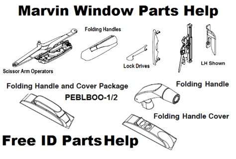 Awning Window Locks Marvin Door Window Hardware Replacement Parts Free Id Help