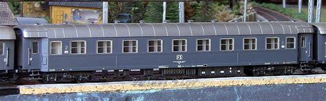 carrozze tipo 1959 carrozze fs tipo 1959 rivarossi parte i grigio