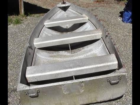 weld aluminum boat rivets aluminum boat seam repair muggy weld