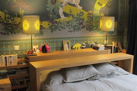 decoration vintage maison deco photo vert et parure de lit sur deco fr