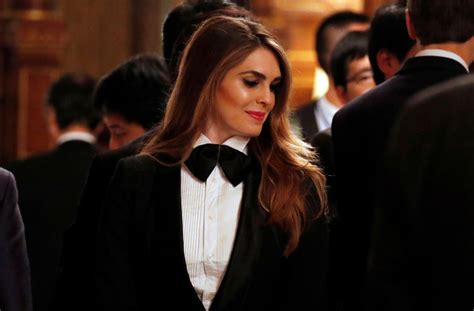 hope hicks japan outfit melania trump upstaged by white house communications