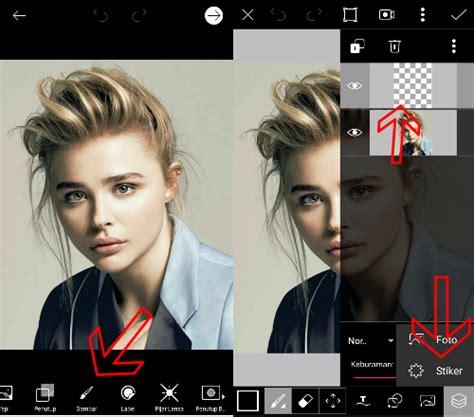 tutorial di picsart tutorial picsart terbaru smoke effect keren di android