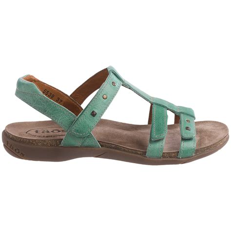 taos sandals clearance taos footwear enchanted leather sandals for save 77