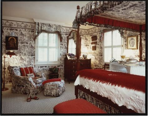 toile bedroom ideas toile bedroom traditional bedroom dc metro by
