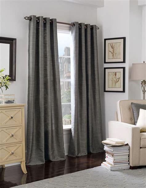 extra long curtain panels 17 best images about extra long window treatments on