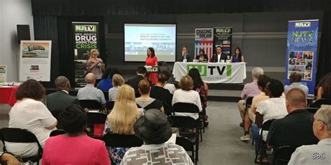 Asbury Mba by Njtv Hosts Quot Health Quality Of And Economic Disparity