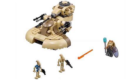 Lego 75080 Aat Wars Episode I Battle Droid Pilot Naboo lego wars rebels official 2015 set images the toyark news