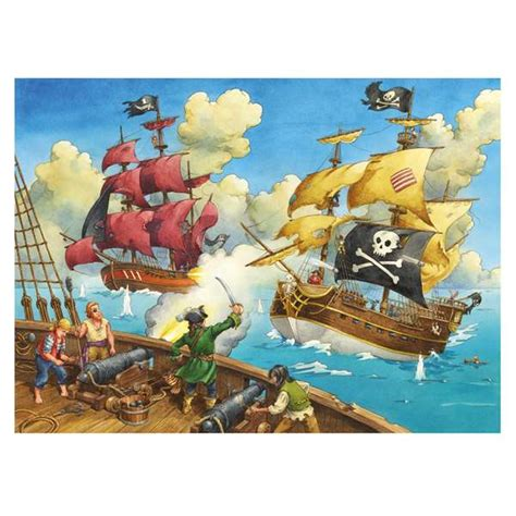 ship jigsaw puzzles pirate ship xxl100 jigsaw puzzle from jigsaw puzzles