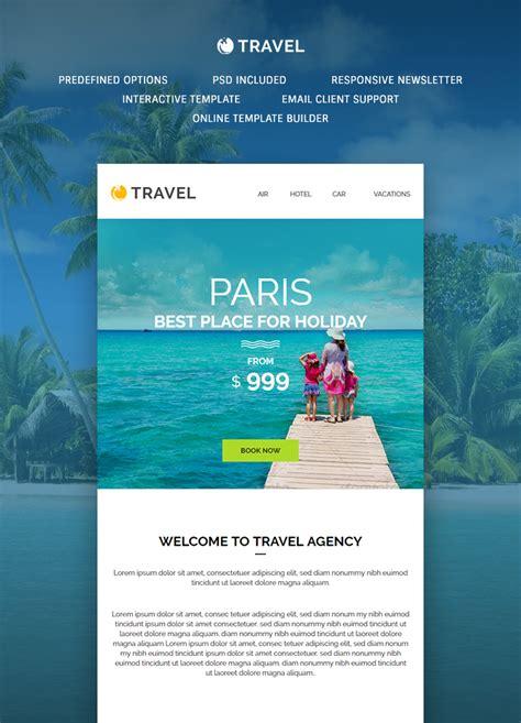 travel newsletter builder access buy premium travel