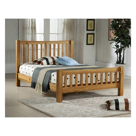 5ft king size bed denver oak wooden king size bed cheapest denver 5ft bed
