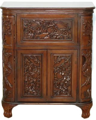 vintage liquor cabinet for sale fall sale consigned vintage mahogany wine bar cocktail