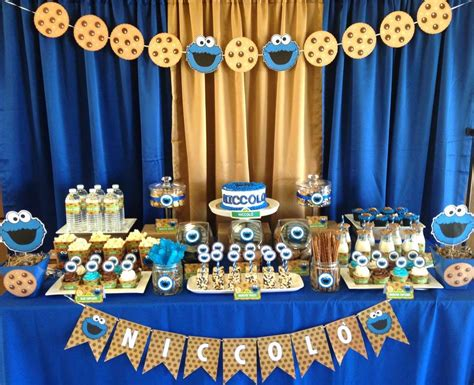 cookie table decorations birthday ideas ideas para cumplea 241 os