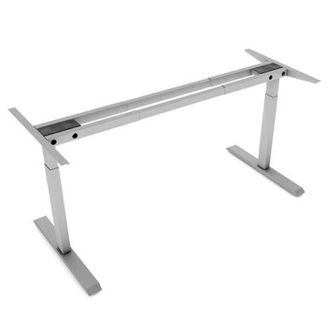 2 Motor 2 Stage Electric Height Adjustable Desk Frame Height Adjustable Desk India