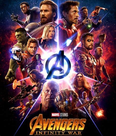 film baru war heboh film avengers infinity war 5 komik marvel ini